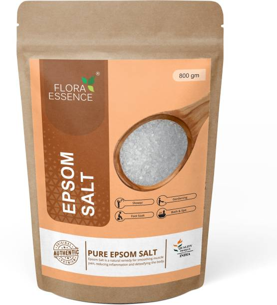 Flora Essence (Magnesium Sulphate) For Relaxation Muscle Relief, Relives Aches & Pain, Plant Growth
