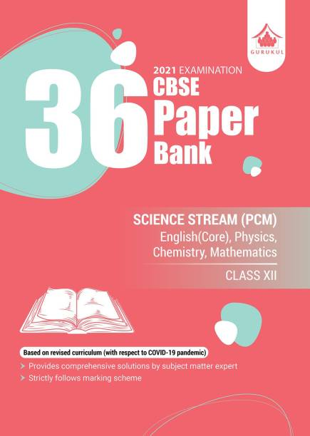 36 Paper Bank (PCM): CBSE Class 12 for 2021 Examination
