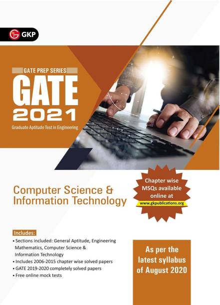 GATE 2021 - Guide - Computer Science and Information Technology (New syllabus added)