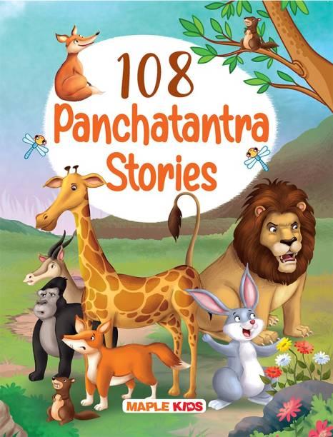 108 Panchatantra Stories