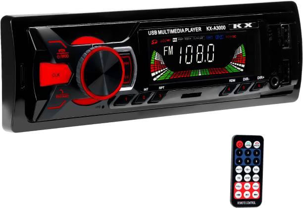 Flipkart SmartBuy Boom Master A3000 with AUX/Bluetooth/USB/ MP3 Car Stereo