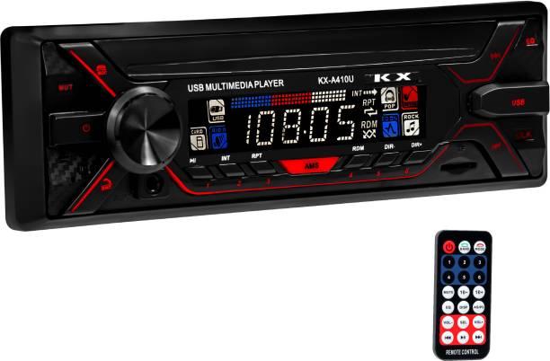 Flipkart SmartBuy Boom Master A410U with AUX/Bluetooth/USB/ MP3 Car Stereo