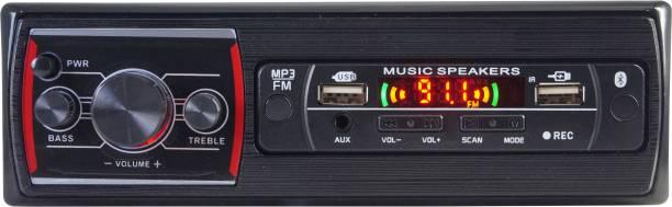 Flipkart SmartBuy DUAL-USB/AUX/SD/BLUETOOTH/FM/MP3 BOOM MASTER STANDARD Car Stereo