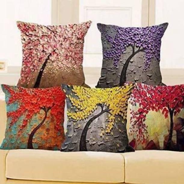 PRIVIKA Printed Cushions Cover