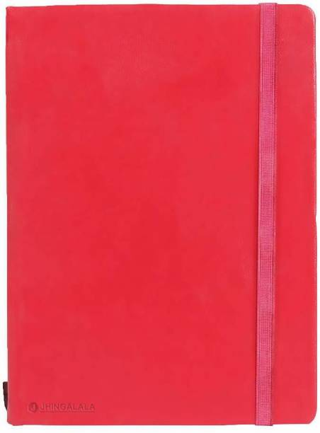 Jhingalala Handmade A4 Note Pad Ruled 166 Pages