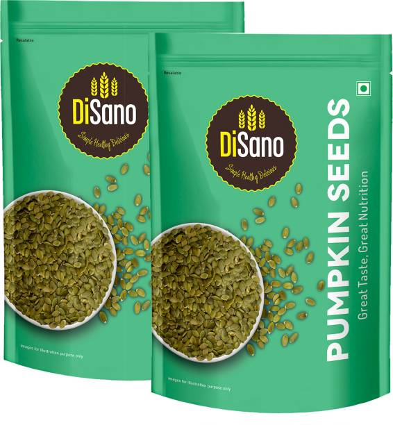 DiSano Raw Pumpkin Seeds Protein and Fibre Rich Superfood