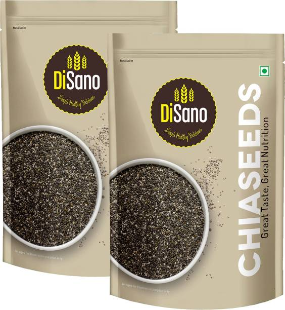 DiSano Raw Unroasted Chia Seeds for Weight Loss
