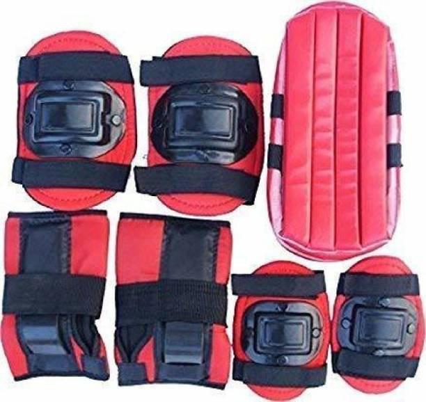 ARMOUR Skating Guard Set Protective Set Medium Size 7 Years to 12 Years Skating Guard Combo