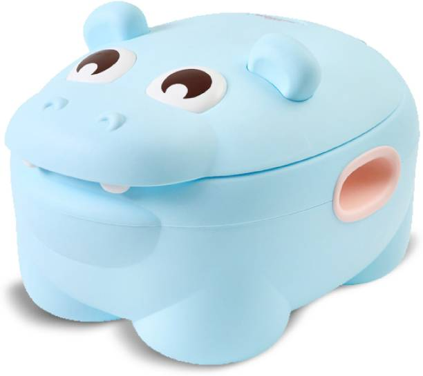 Miss & Chief Baby Hippo Potty Box