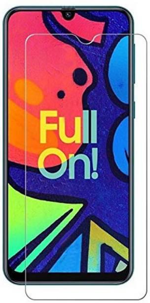 EASYBIZZ Tempered Glass Guard for Samsung Galaxy F41