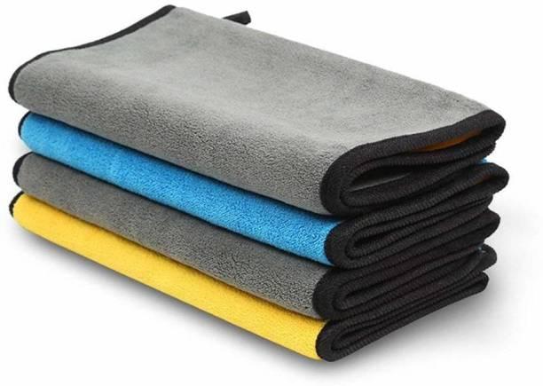 Auto Hub Microfiber Vehicle Washing  Cloth