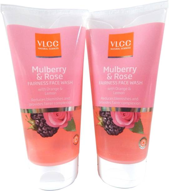 VLCC Natural Sciences Mulberry & Rose face wash Face Wash
