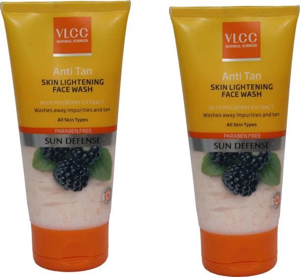 VLCC Anti Tan Skin Lightening Combo Face Wash