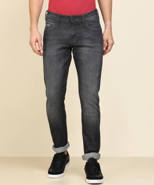 Wrangler Skinny Men Black Jeans
