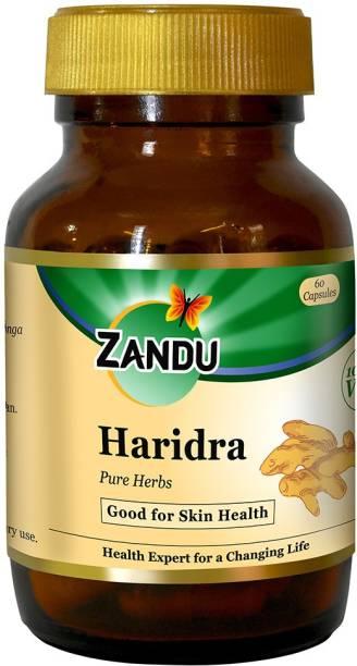 Zandu Haridra Pure Herbs