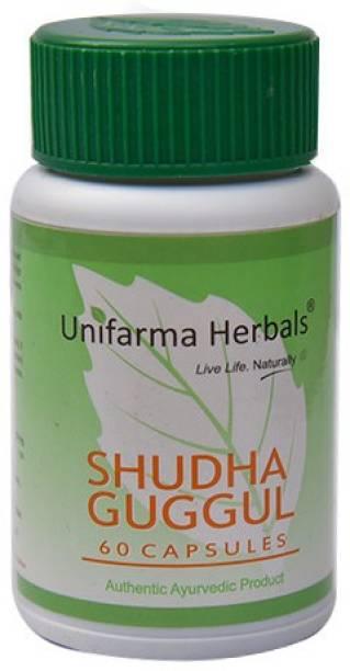 Unifarma Herbals Unifarma_Herbals_Shudha Guggul