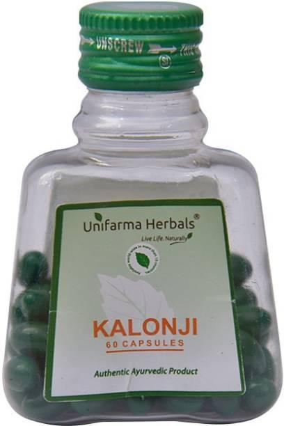 Unifarma Herbals Kalonji Capsules