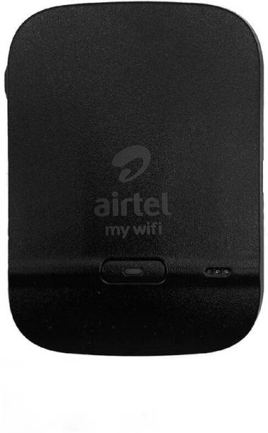 Airtel 4G Wi-Fi Hotspot 2300 mAh Battery by Milkyway Store Data Card