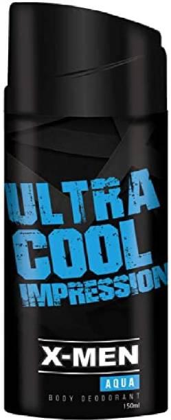 X-Men HUNK Body Deodorant Body Spray  -  For Men