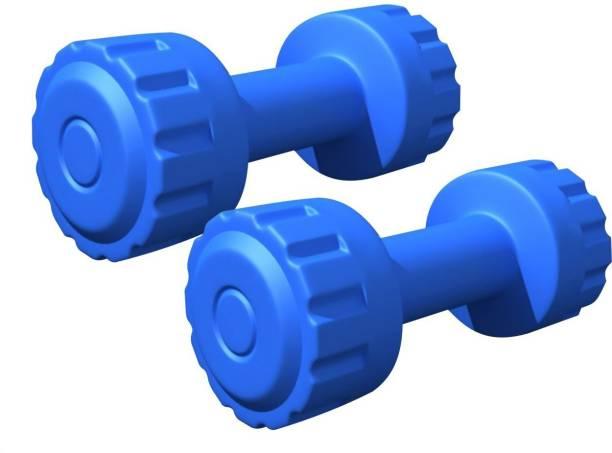 KRX DM PVC 5KG SET COMBO 161-FA Fixed Weight Dumbbell