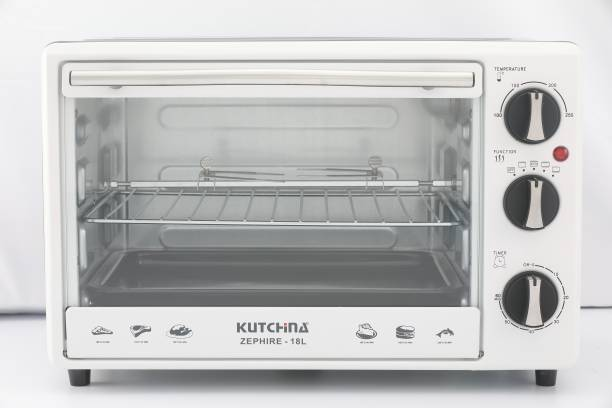 Kutchina 24-Litre ZEPHIRE 24 L Oven Toaster Grill (OTG)