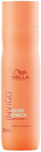 Wella Professionals Invigo Nutri Enrich Deep Nourishing Shampoo - 250 ml