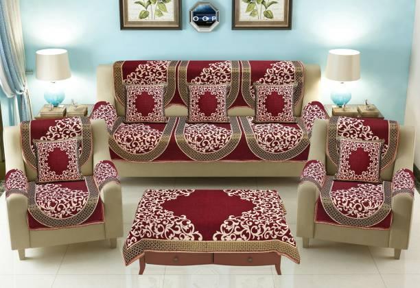 homefeel Cotton, Jacquard Sofa Cover
