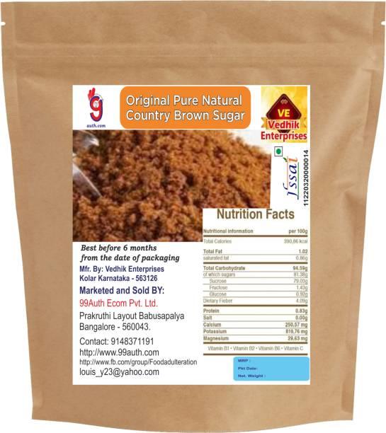 99Auth Raw Original Zero Mixing 600g Pure Healthy Country Sugar Sugar