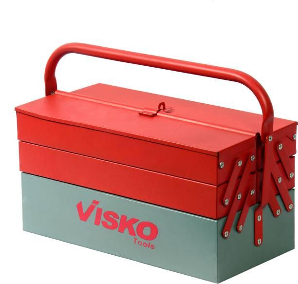 VISKO 333 Metal Tool Box