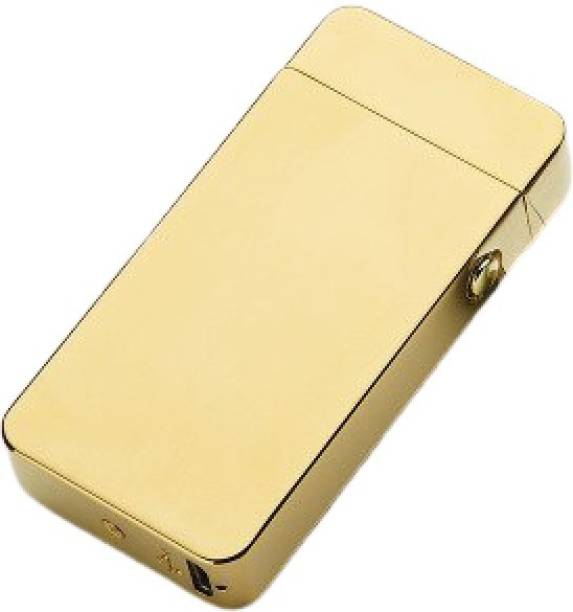 GREYFIRE Atomic USB Electronic Lighter Dual Arc Plasma Rechargeable Flameless Windproof Atomic Lighter Purple Cigarette Lighter