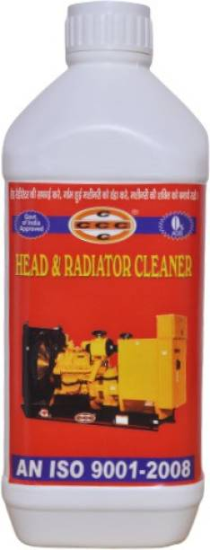 CCC Radiator cleaner for inside Approved by Indian Railways Engine Cleaner
