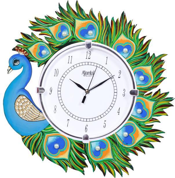 AJANTA Analog 40 cm X 33 cm Wall Clock