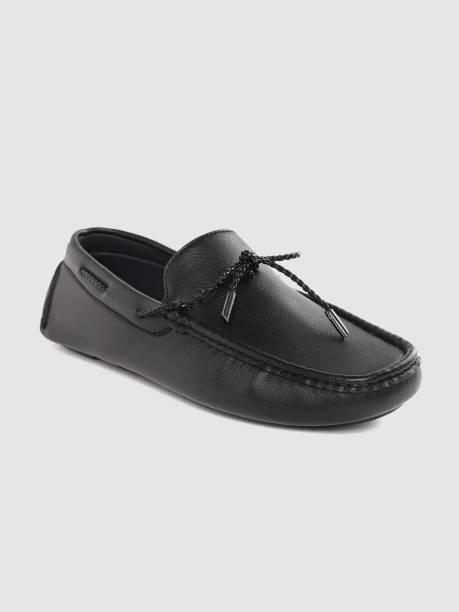 MAST & HARBOUR Driving Shoes For Men
