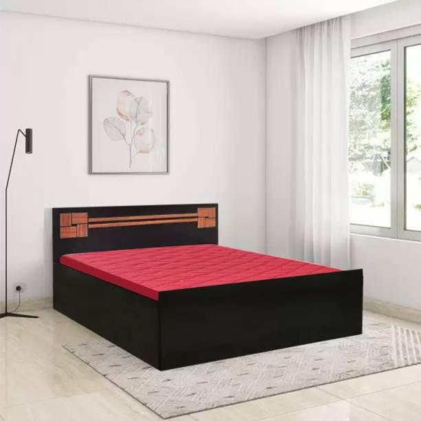 Flipkart Perfect Homes Bliss 4 inch Double PU Foam Mattress