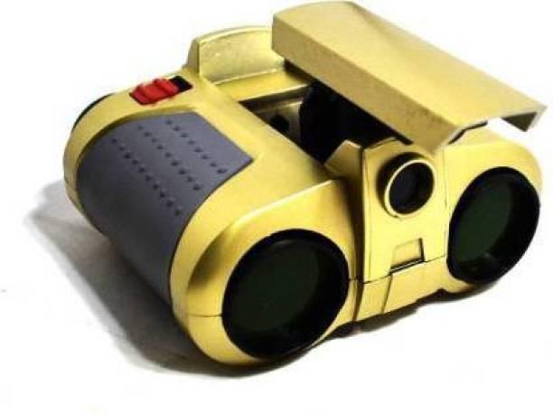 LooknlveSports Night Scope Binocular with Pop-Up Light For Kids Binoculars (30 mm , Multicolor) Binoculars