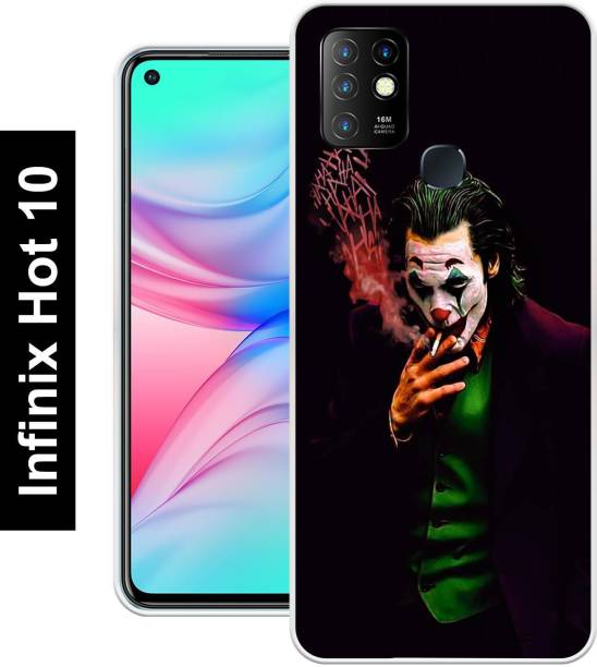 Print maker Back Cover for Infinix Hot 10