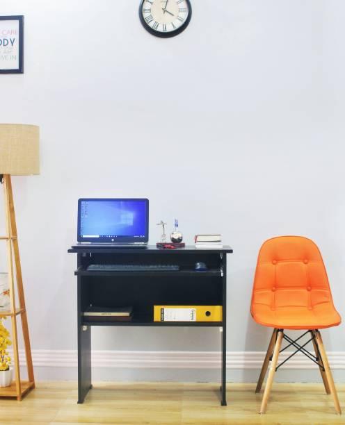 Ebee Engineered Wood Computer Desk