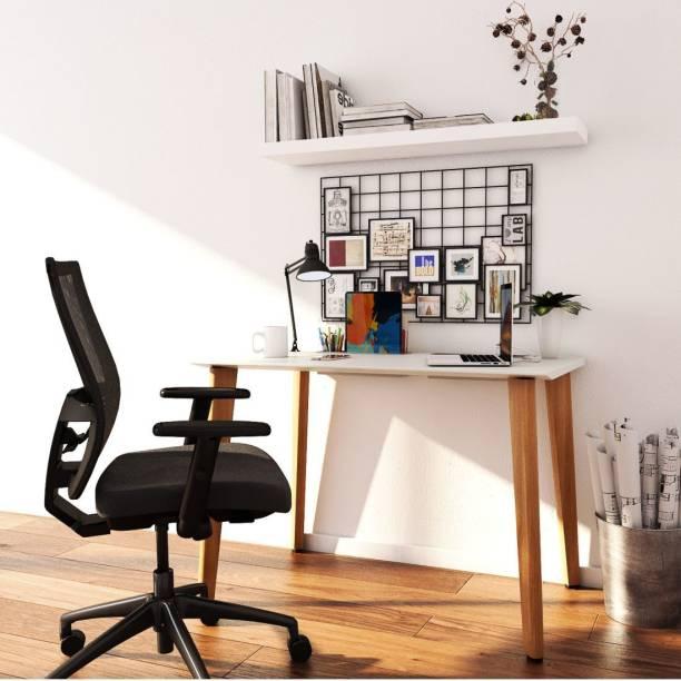 Awfis Premier Desk Engineered Wood Workstation