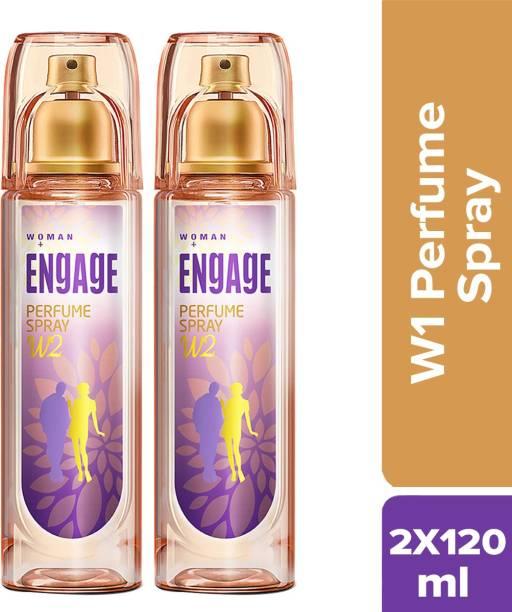 Engage Perfume Body Spray - For Women(120 ml) Perfume Body Spray  -  For Women