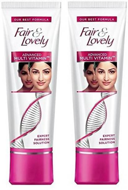 Fair & Lovely Advanced multi vitamin hd glow fairness cream 50g Each