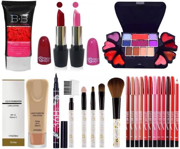 SWIPA All New Girls And Women Makeup kit