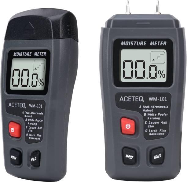 Thermocare Digital wood Moister meter Pin type WM-101 Pin-Type Digital Moisture Measurer