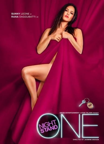 One Night Stand (2016) ( clear HD print clear audio) it's burn DATA DVD play only in computer or laptop it's not original without poster