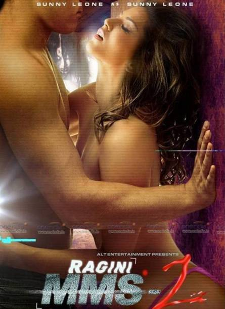 Ragini MMS 2 (2014) ( clear HD print clear audio ) it's burn DATA DVD play only in computer or laptop it's not original without poster