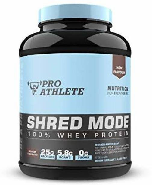 ProAthlete Shred Mode Whey Protein Powder - Natural Muscle Builder - Nutrition Whey Protein Whey Protein