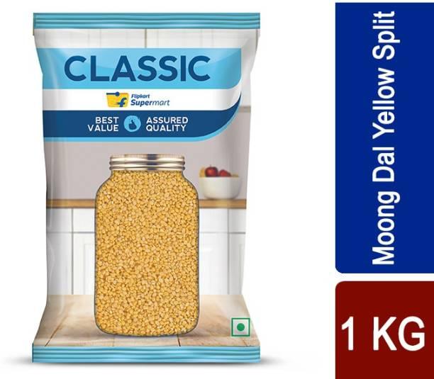 Flipkart Supermart Classic Moong Dal (Split)