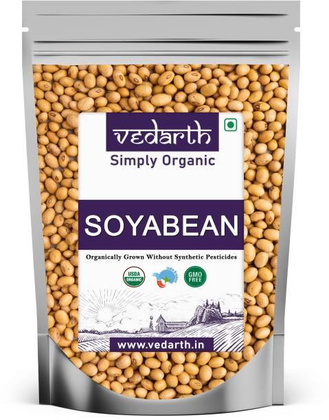 Vedarth Yellow Soya Bean (Whole)