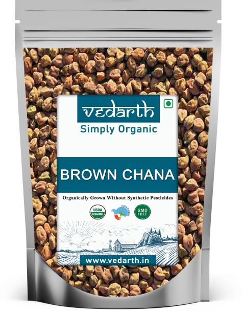 Vedarth Brown Chana (Whole)