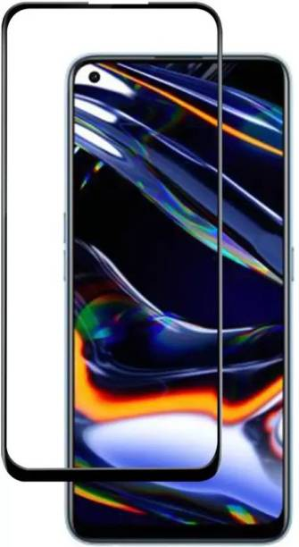 Flipkart SmartBuy Edge To Edge Tempered Glass for Realme 7 Pro, Realme 8, Realme 8 Pro, Realme X7, Realme X7 Pro
