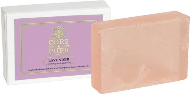 CORE & PURE Lavender Essential Oil Soap